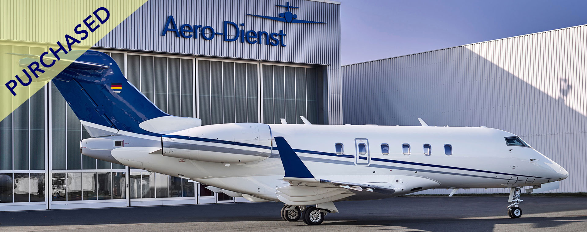 Aero-Dienst Acquisitions Challenger 300
