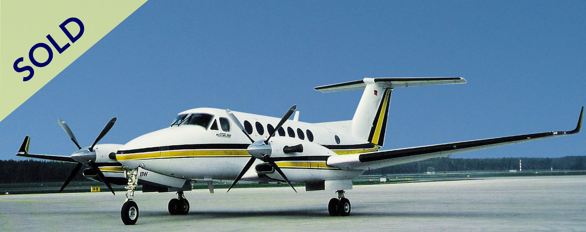 King Air 350 SOLD - Aero-Dienst - Aircraft Sales
