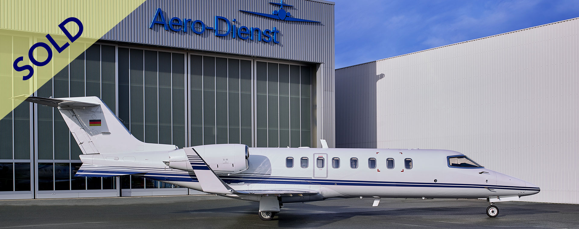 Learjet 45XR SOLD - Aero-Dienst - Aircraft Sales