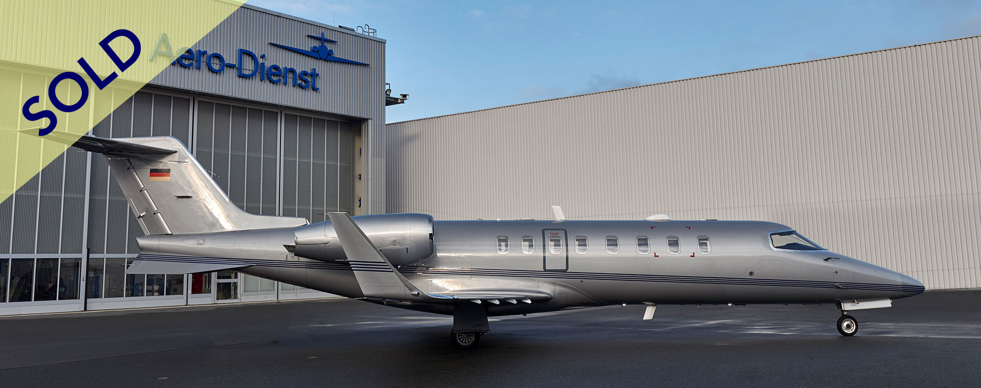 Learjet 45 SOLD - Aero-Dienst - Aircraft Sales