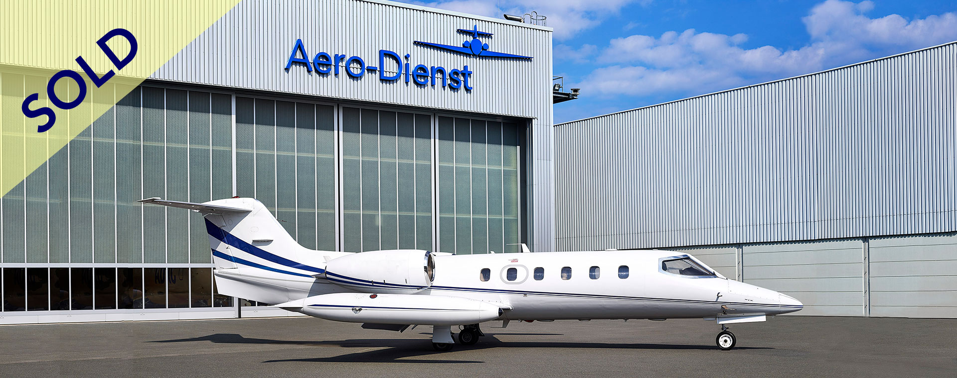 Learjet 35A SOLD - Aero-Dienst - Aircraft Sales