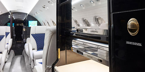 Work or relaxation? Our Head of Interior Solutions reveals the secrets of good cabin comfort