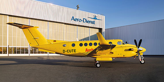 For Sale: Beech 300 Air Ambulance Equipment