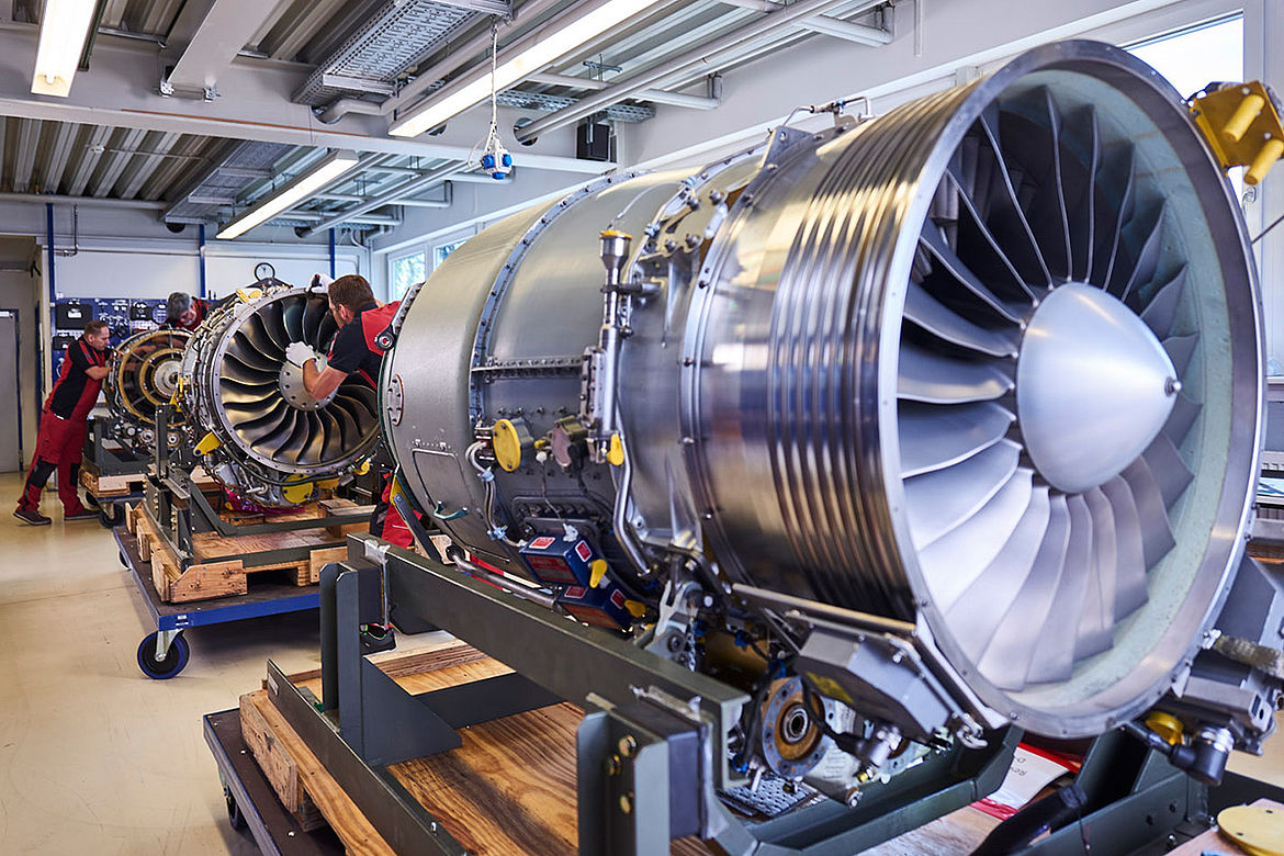 Three hundred post-rental inspections (PRIs) of Pratt & Whitney engines demonstrate the Aero-Dienst engine shop's high level of expertise